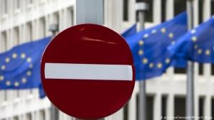 Bloomberg, ЕС, Европарламент, санкции, ограничения, более 70, попадут, власть, представители, судьи, чиновники, силовики, резолюция, Лукашенко, организации