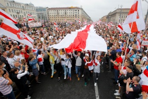 Прокуроры передали в суды более 100 дел, связанных с протестами