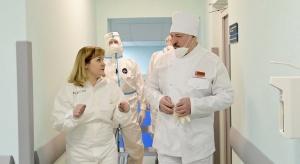 Главврач Молодечненской ЦРБ прокомментировала смерть пациента во время визита Лукашенко