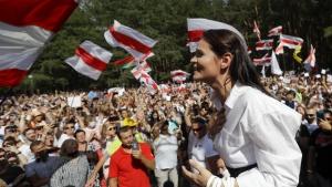 сейм Литвы, Светлана Тихановская, выборы в Беларуси, Лукашенко, резолюция Сейма Литвы, Беларусь