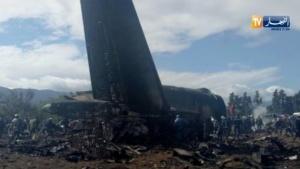 авиакатастрофа, Алжир, 11 апреля, падение самолета, ИЛ-76
