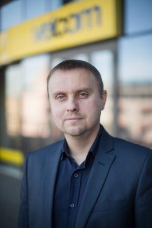 начальник управления планирования радио и транспортной сети компании velcom Сергей Барамыкин