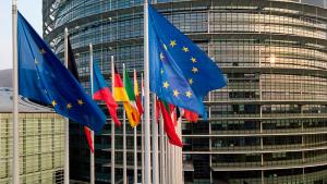 Европарламент, ЕП, Евросоюз, ЕС, Беларусь, санкции, расширить, резолюция, ограничения, совет, самолет, Ryanair, Минск, расширить, ограничения, пакет