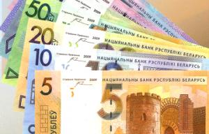 Нацбанк, изменение реального эффективного курса белорусского рубля, РЭК