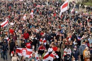 На акциях протеста 25 октября в Беларуси задержано 290 человек