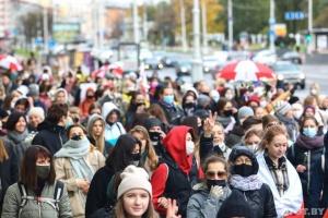 МВД сообщило об «очагах активности» и количестве задержанных в субботу