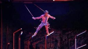 Акробат «Cirque du Soleil» разбился на глазах у зрителей