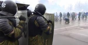 внутренние войска Беларуси