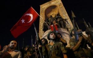 попытка госпереворота в Турции