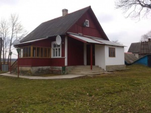 Дом в деревне