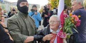 В Минске на женском марше задержали более 100 человек
