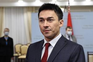 Баскова назначили сенатором Совета Республики
