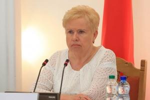 выборы, наблюдатели, Лидия Ермошина, Беларусь, парламентские выборы, ЦИК