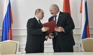 Лукашенко и Путин подпишут программу по интеграции в декабре