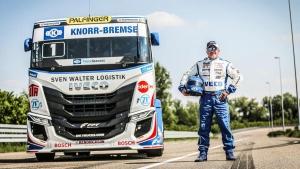 Bosch и команда Hahn Racing – 10 лет успеха на ЧЕ по гонкам на грузовиках