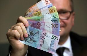 Деноминация: новые деньги