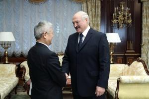 Лукашенко встретился с китайским послом: говорили о вирусе и не только
