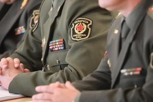 Лукашенко назначил новое руководство в Вооруженных Силах