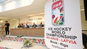 Фазель: ЧМ по хоккею пройдет в Беларуси, когда все успокоится