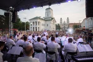 Классика у Ратуши с velcom, velcom, Николай Бределев