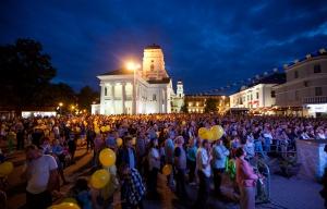 «Проект-трансформер» Minsk Festival Orchestra выступил на «Классике у Ратуши с velcom»