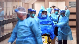 В Китае от коронавируса умерло 2788 человек
