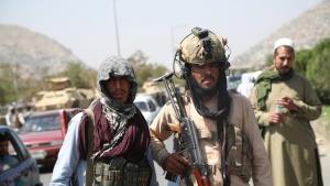 Талибы, «Талибан», движение, боевики, радикальное, захватили, захват, Афганистан, провинция, Панджшер, не подчинившаяся, Муджахид, бой, сопротивление, подчинени
