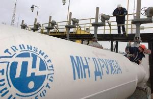 Транзит нефти по территории Беларуси обложили 50%-ным экологическим налогом