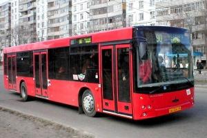 МАЗ поставил 128 городских автобусов в Казань к ЧМ по футболу