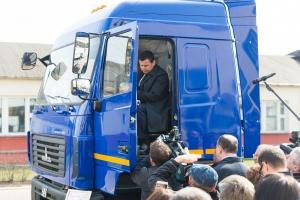 Белорусским грузовикам понадобилось больше моторов из Ярославля