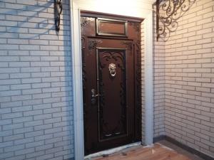 металлиечские двери
