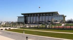Инаугурация Лукашенко тайно прошла во Дворце Независимости