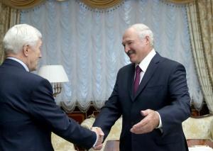 Лукашенко и Суриков