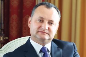 Игорь Додон, Конституция, Молдова, референдум, ДПМ