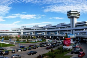 Владимир Кухаерев,  модернизация Национального аэропорта «Минск»
