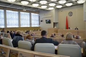 Совет Республики одобрил изменения в ряд важных законов