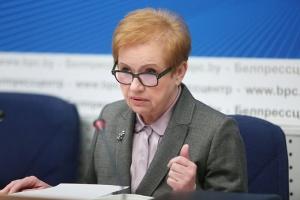 Лидия Ермошина, ЦИК, Беларусь 24, выборы, законодательство