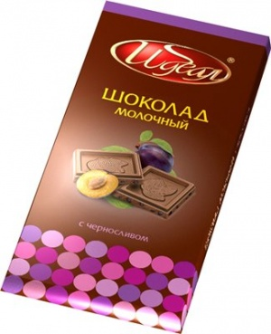 """Шоколад """"Идеал"""""""