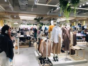 В ТРЦ Galleria Minsk открылся магазин Stradivarius