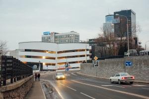 Паркинг в Минске