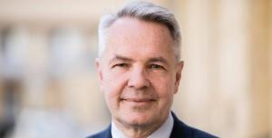 Глава МИД Финляндии встретился с Владимиром Макеем