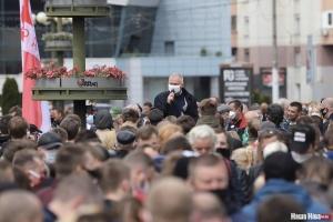 Статкевич арестован на 15 суток