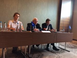 Пресс-конференция Жозефа Доля