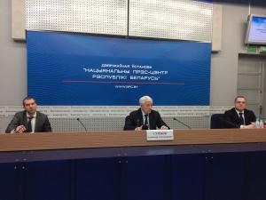 Пресс-конференция Сурикова