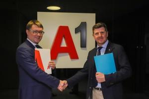 A1 и beCloud, 4G-сеть, Беларусь, Гельмут Дуз, Олег Седельник