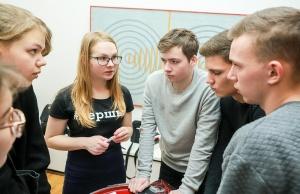 Масштабный креатон для старшеклассников прошел в Витебске