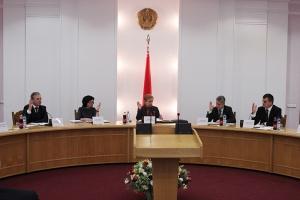 заседание Центризбиркома