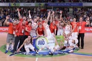 сборная Беларуси по баскетболу, Олимпиада-2016, Буяльский, спорт