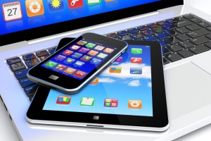 планшеты iPad и компьютеры Mac