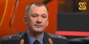 Глава ГУВД: вся минская милиция против насилия